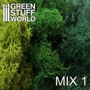 Islandmoss - Green Mix