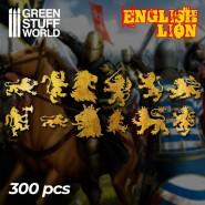 英格蘭獅子符號