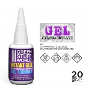 Cyanocrylate Adhesive - GEL...