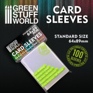 Card Sleeves - Standard...