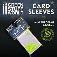 Card Sleeves - Mini...