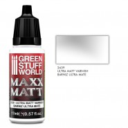 Maxx Matt Varnish - Ultramate
