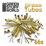 Brass Tubes Assortment