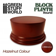 Round Block Plinth 10cm -...