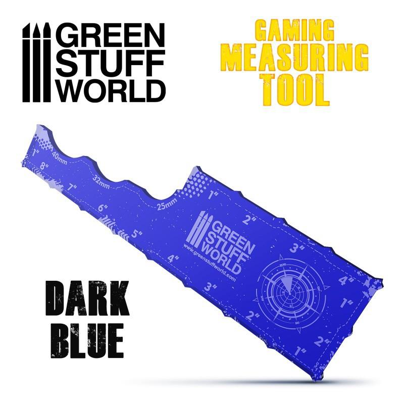 Gaming Measuring Tool - Dark Blue