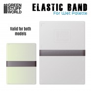 Wet Palette Elastic Band