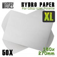 湿纸 XL x50