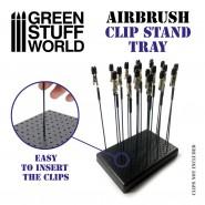 Airbrush Clip Board