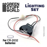 LED Lighting Kit with Switch