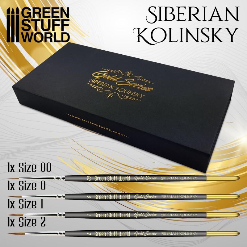 Premium Brush Set - GOLD SERIES