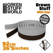 Brown Stuff Tape WITH GAP