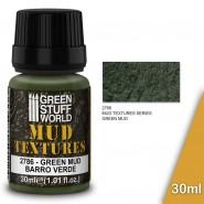 Mud Textures - GREEN MUD 30ml