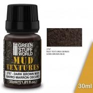 Mud Textures - DARK BROWN MUD 30ml
