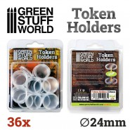 Token Holders 24mm