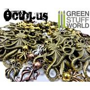 SteamPunk OCTOPUS Beads 85gr
