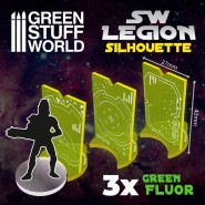 SW Legion Silhouette -...
