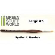 Brushes Large 3  Synthetic